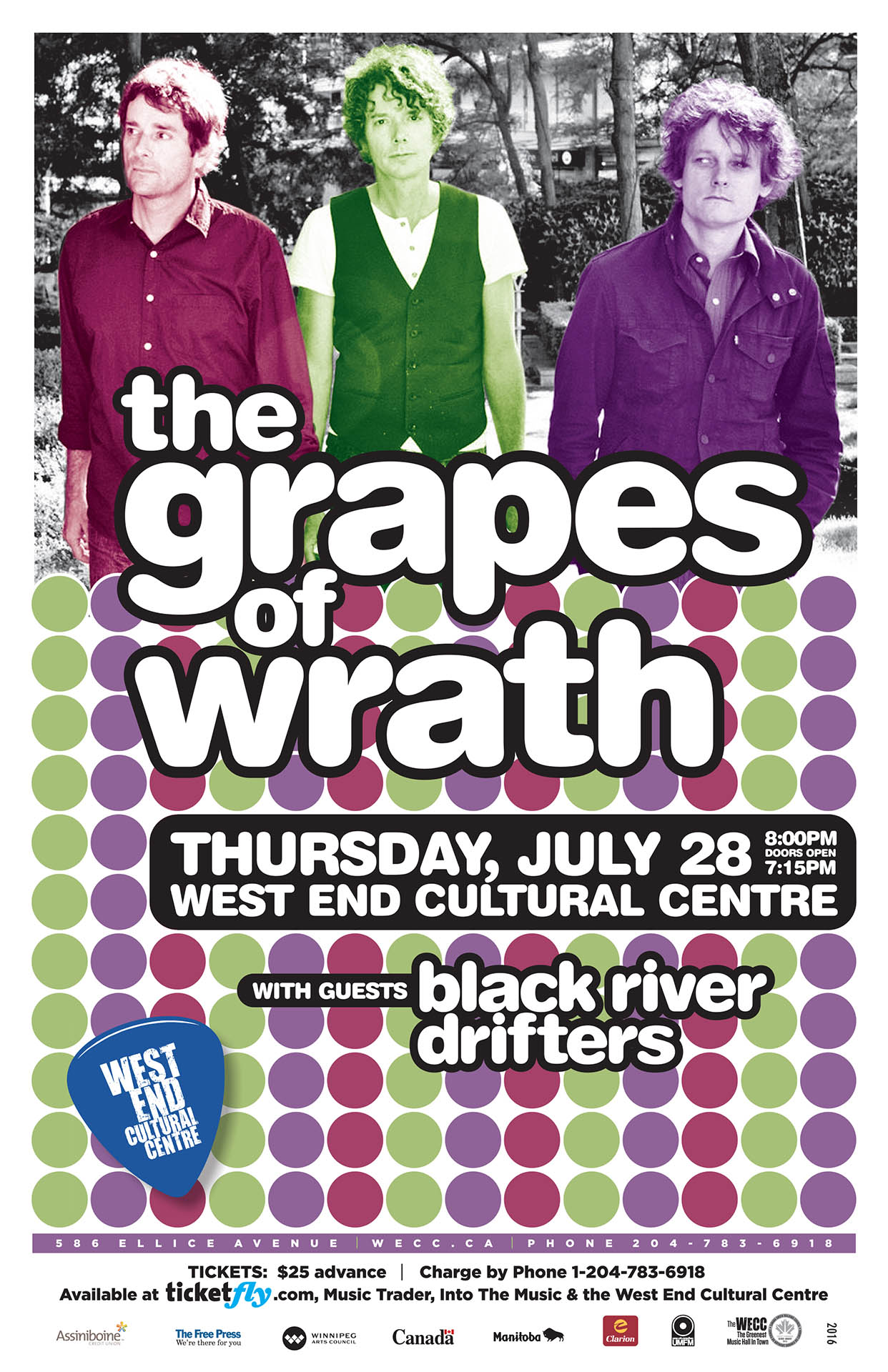 The Grapes Of Wrath - 2016