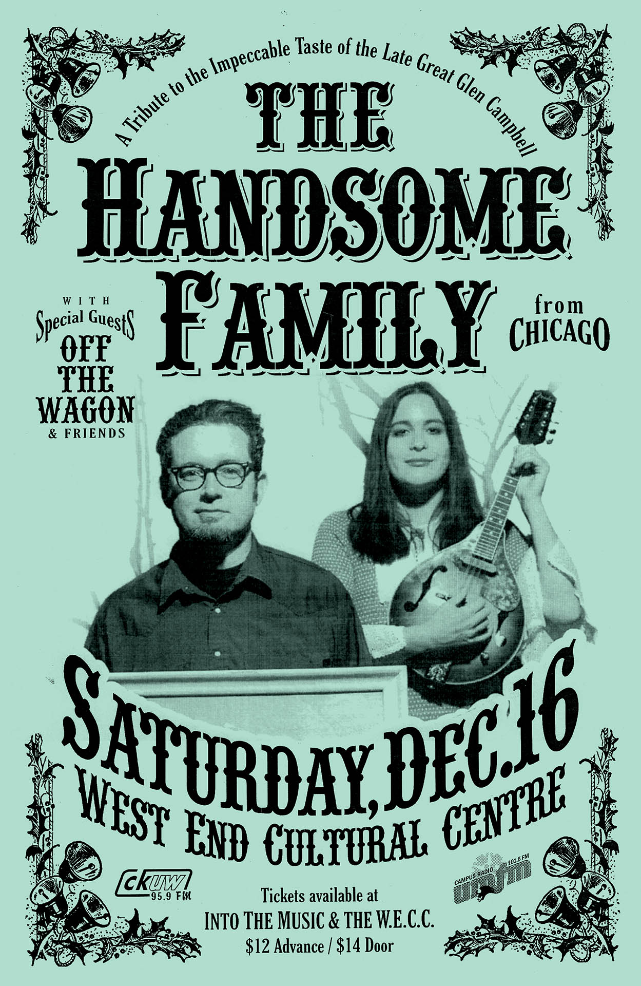 The Handsome Family - 2000
