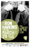 Ron Hawkins - 2016
