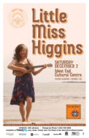 Little Miss Higgins - 2017