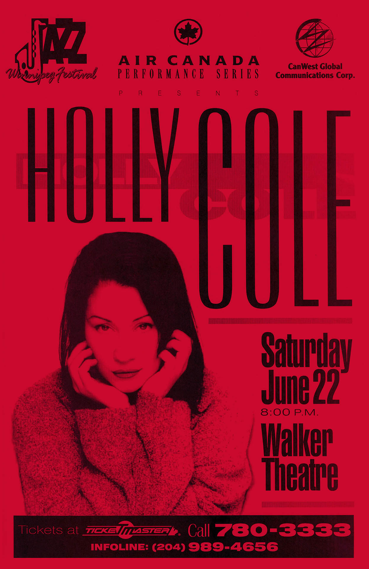 Holly Cole - 1996
