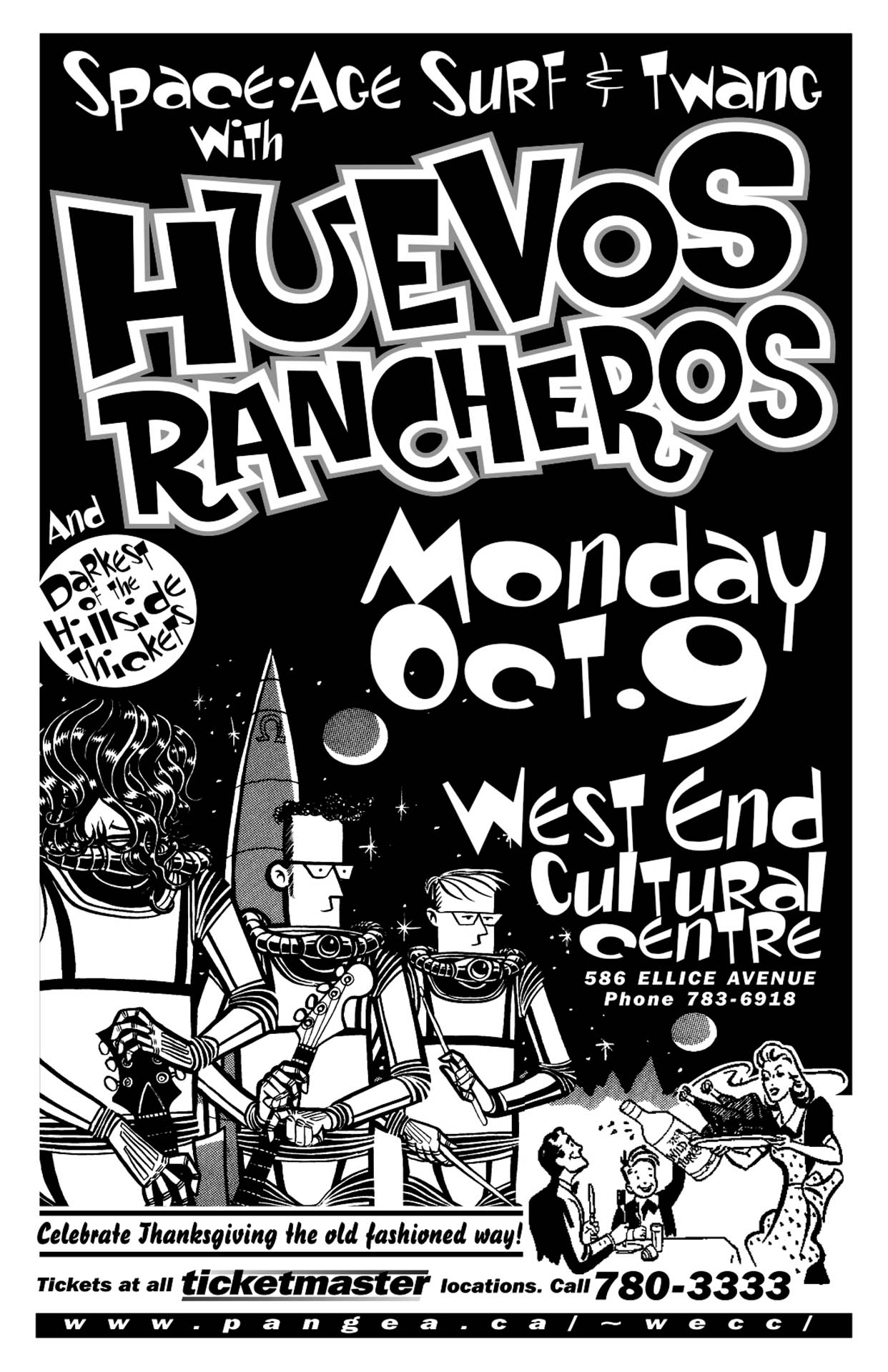 Huevos Rancheros - 2000