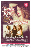 Jadea Kelly & Sweet Alibi - 2016