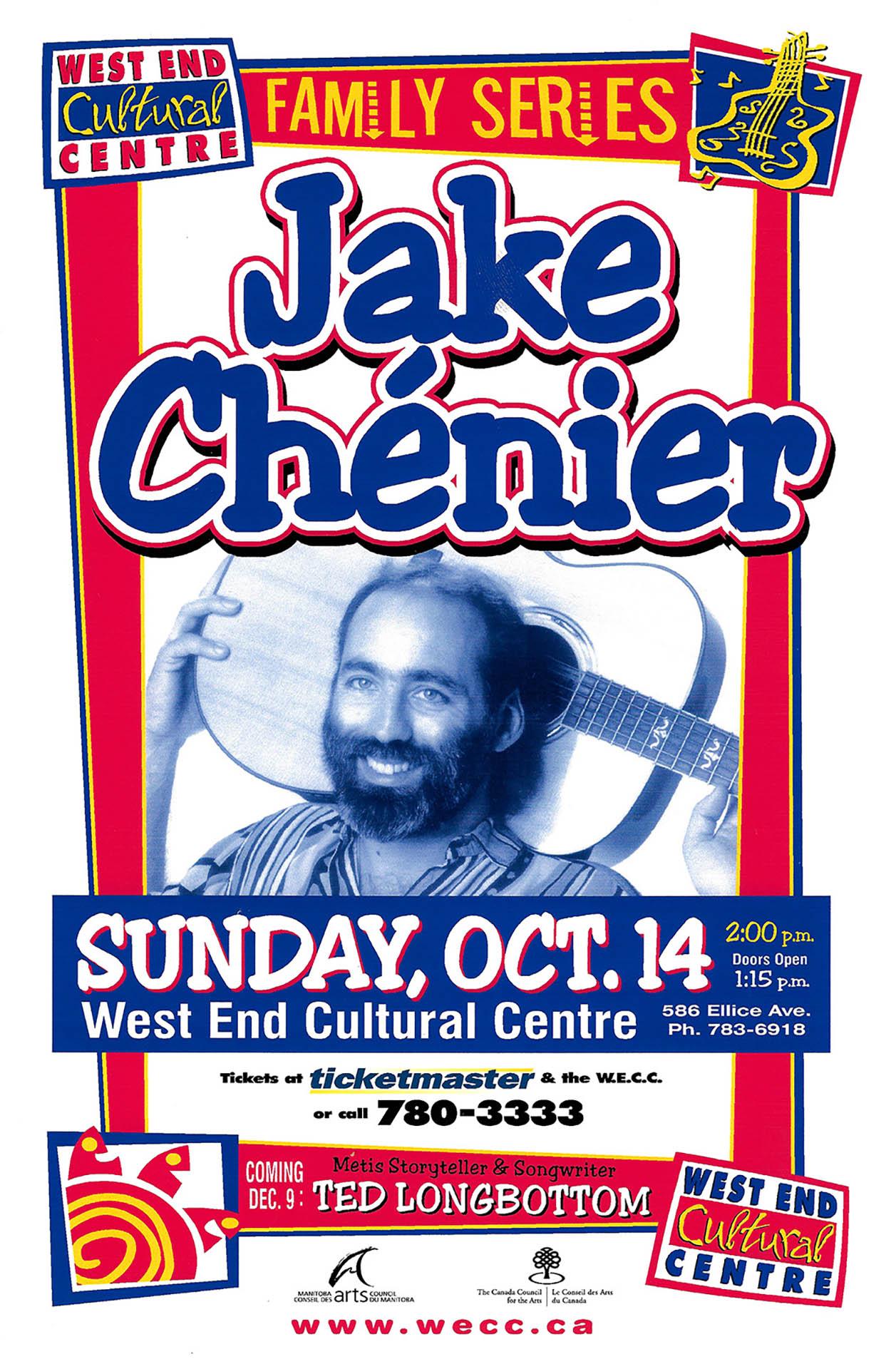 Jake Chenier - 2001