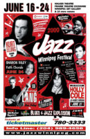 Winnipeg Jazz Festival - 2000