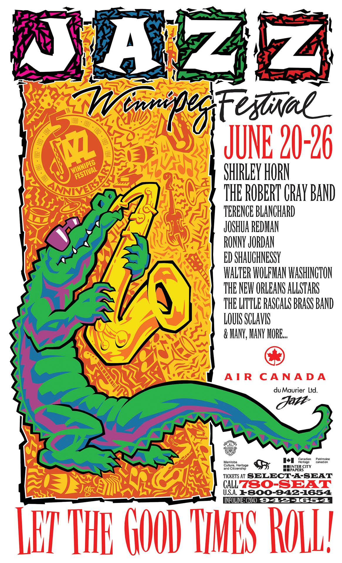 Winnipeg Jazz Festival - 1994