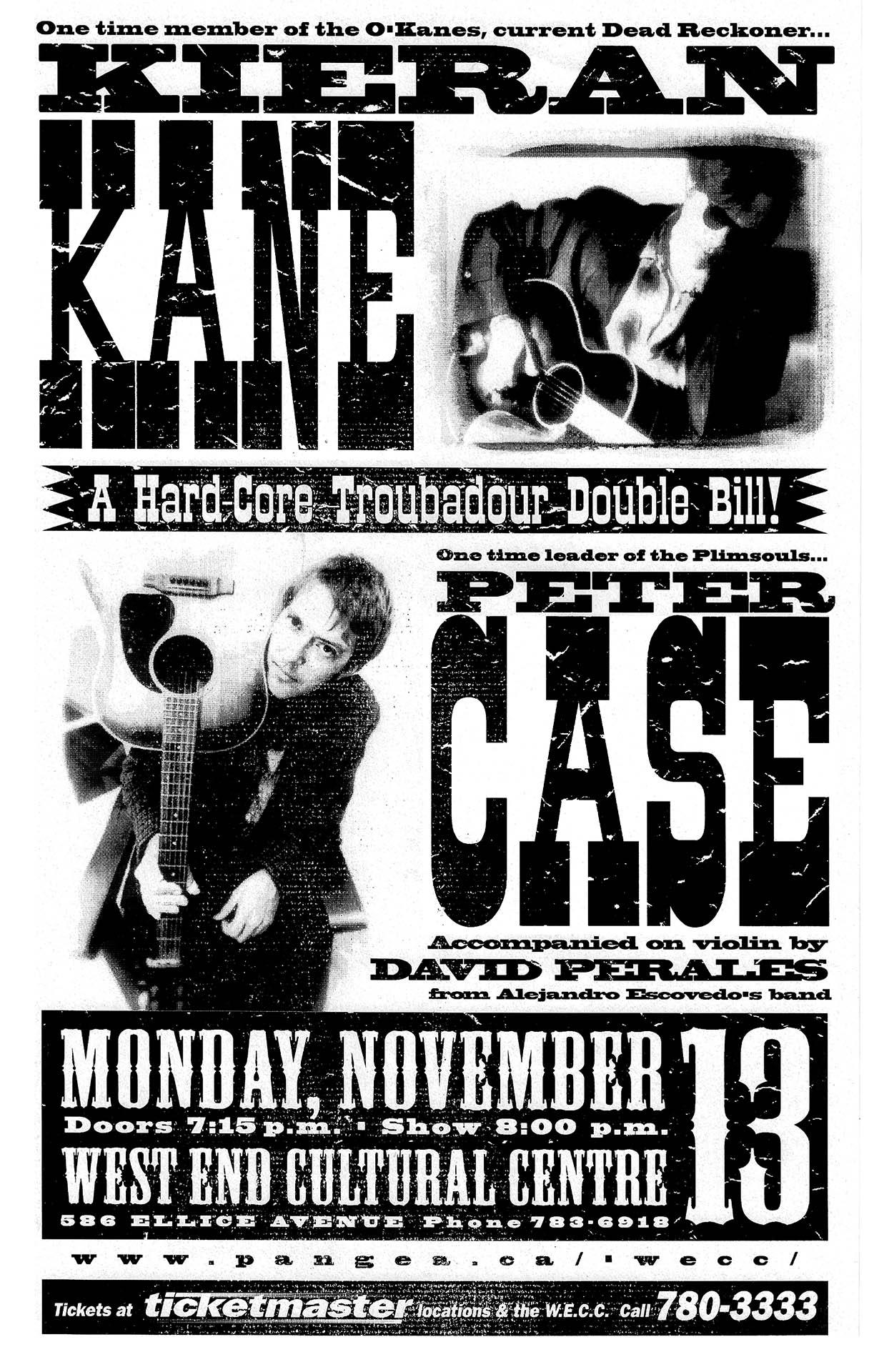 Kieran Kane - 2000