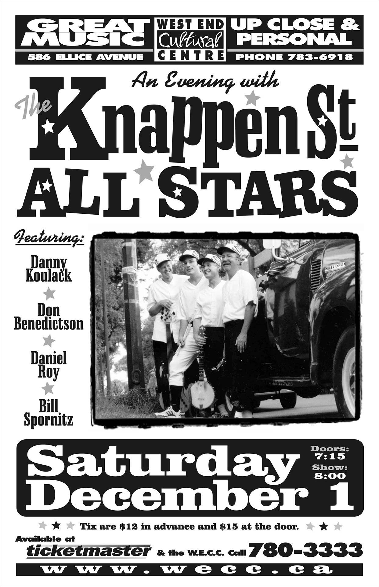 Knappen St All Stars  - 2001