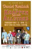 Daniel Koulack & the Knappen Street Allstars - 2016