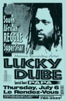 Lucky Dube - 1995