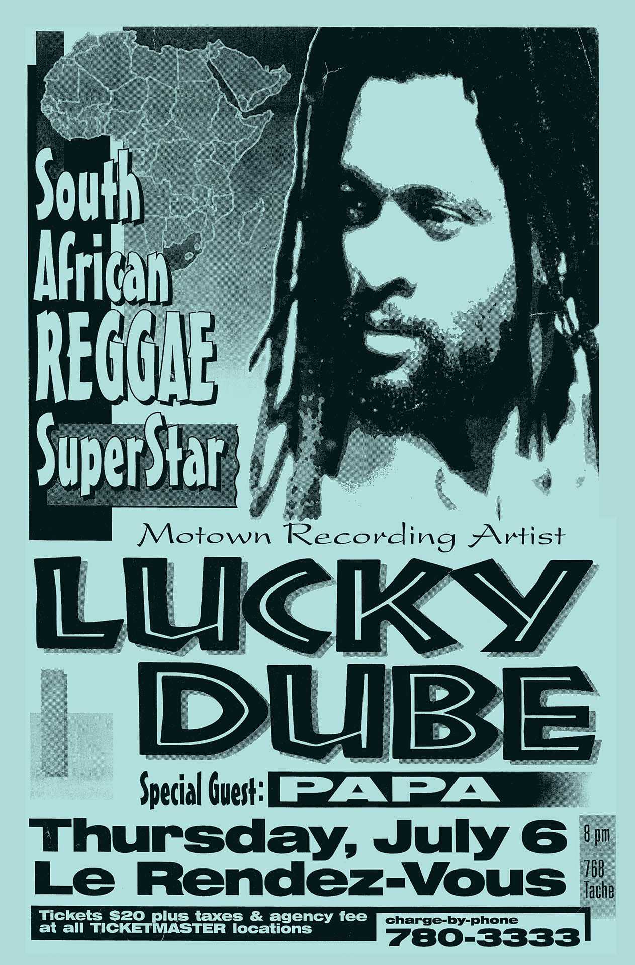 Lucky Dube – 1995
