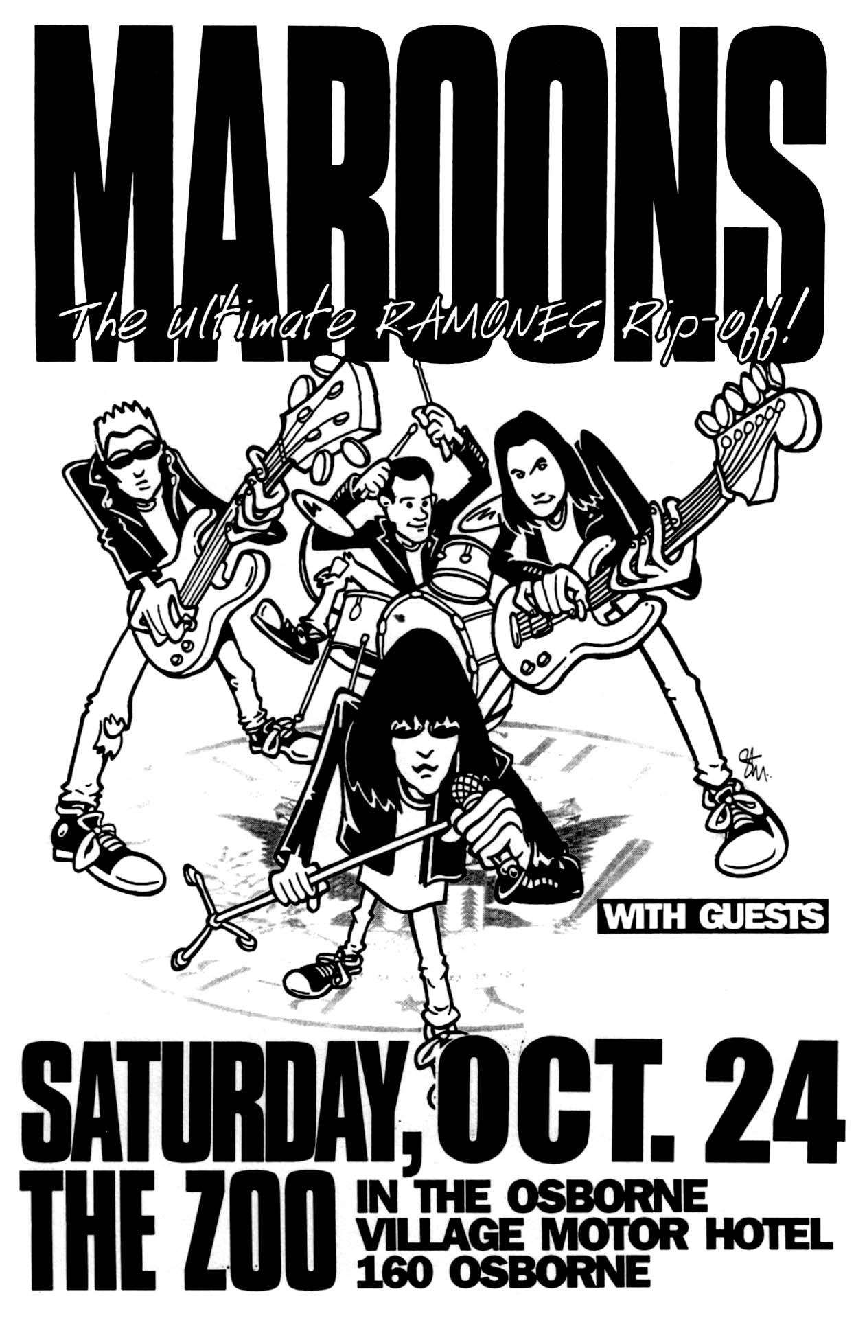 Maroons – 1998