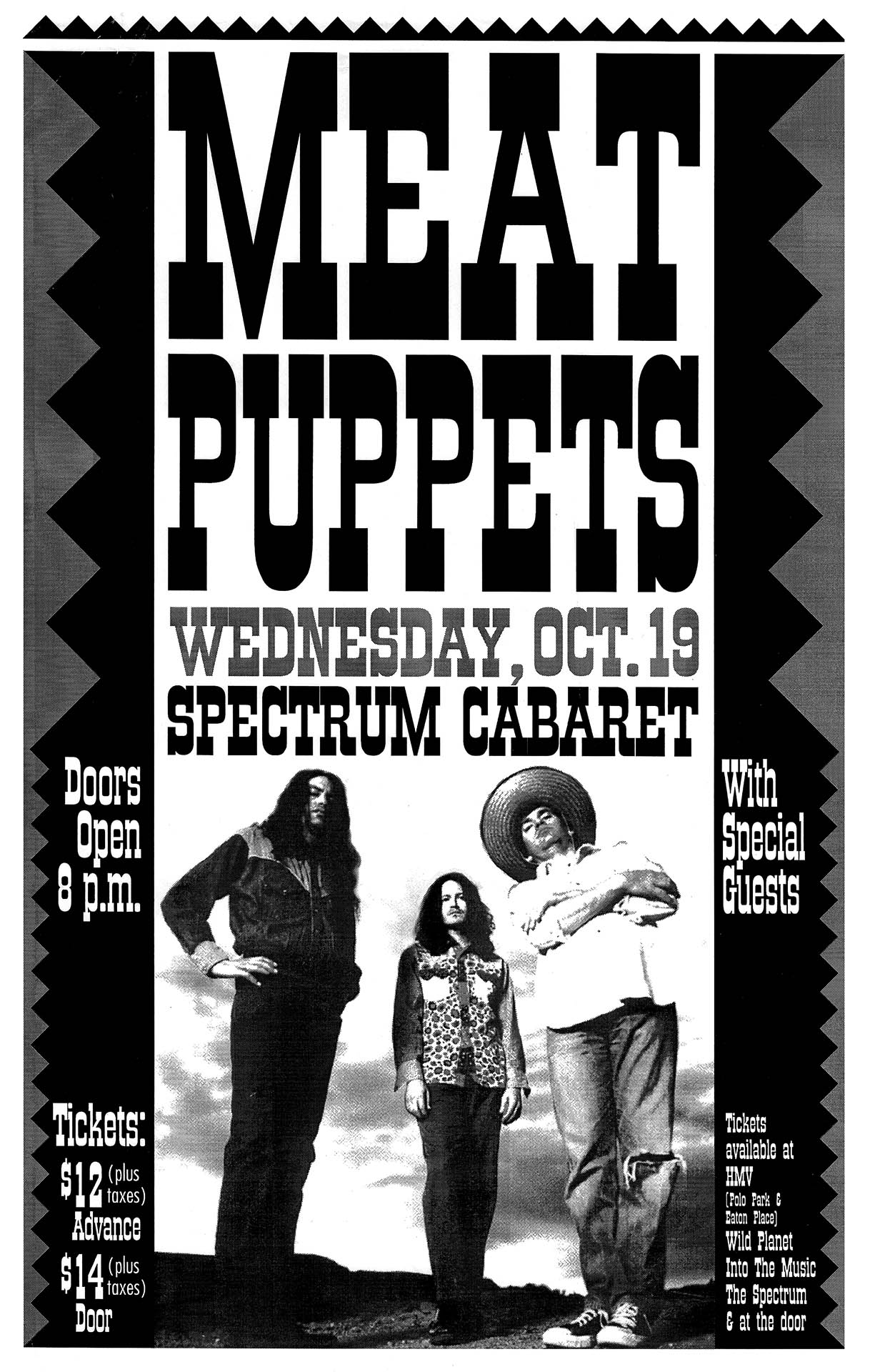 Meat Puppets - 1994