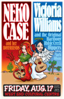 Neko Case & Victoria Williams - 2001