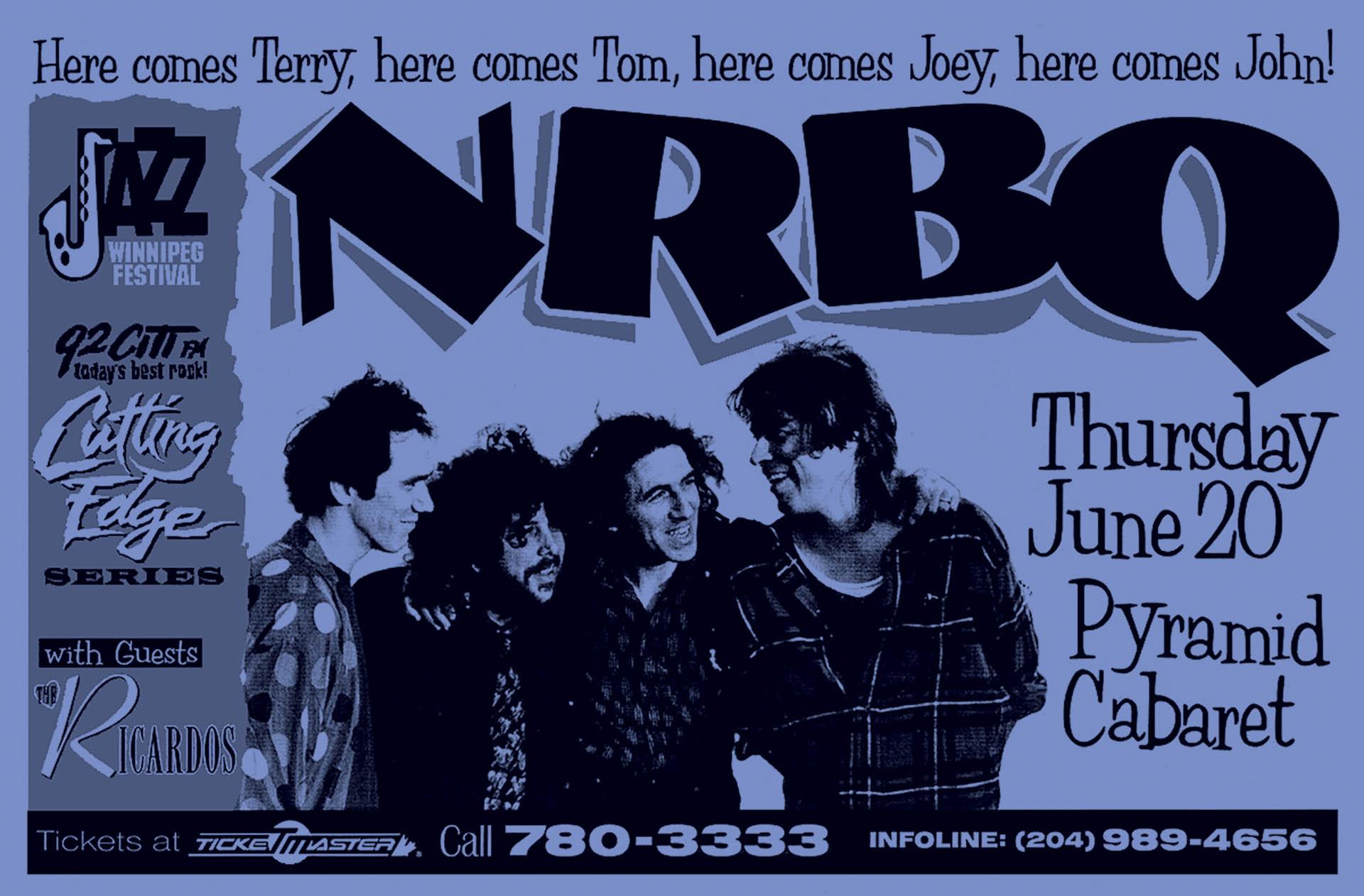NRBQ - 1996