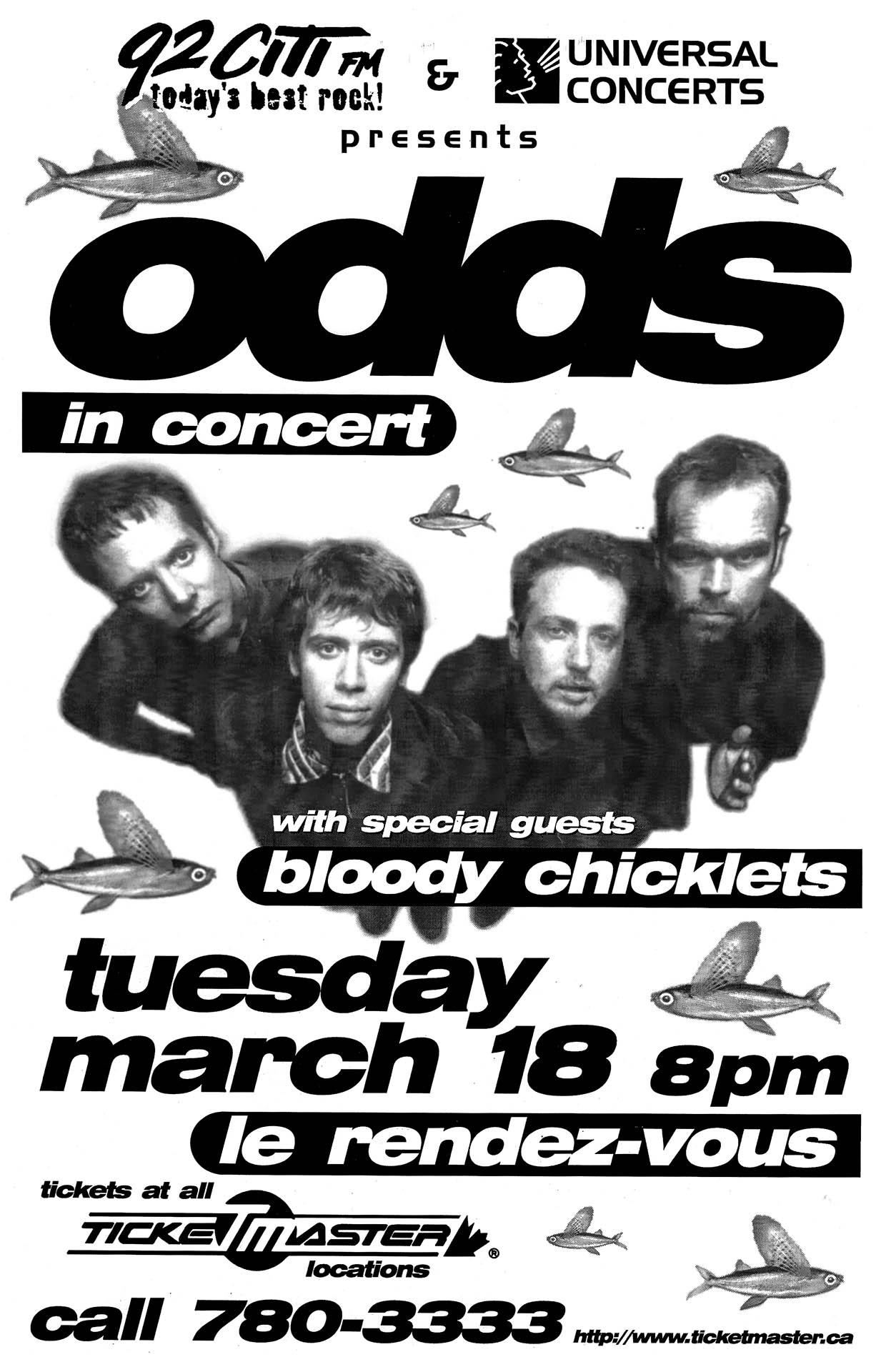 Odds - 1997