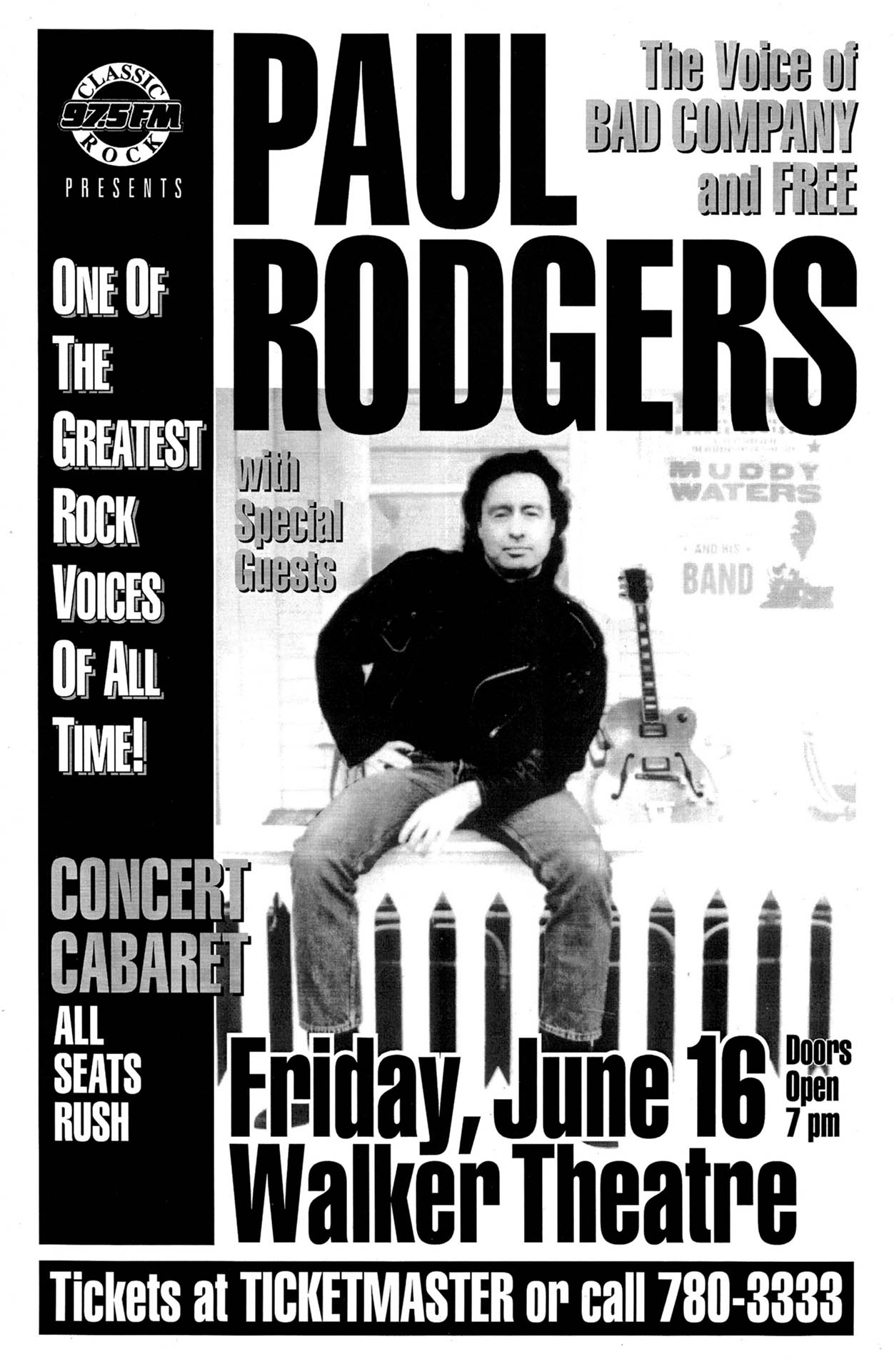 Paul Rodgers – 1995