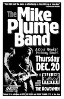 The Mike Plume Band - 2001