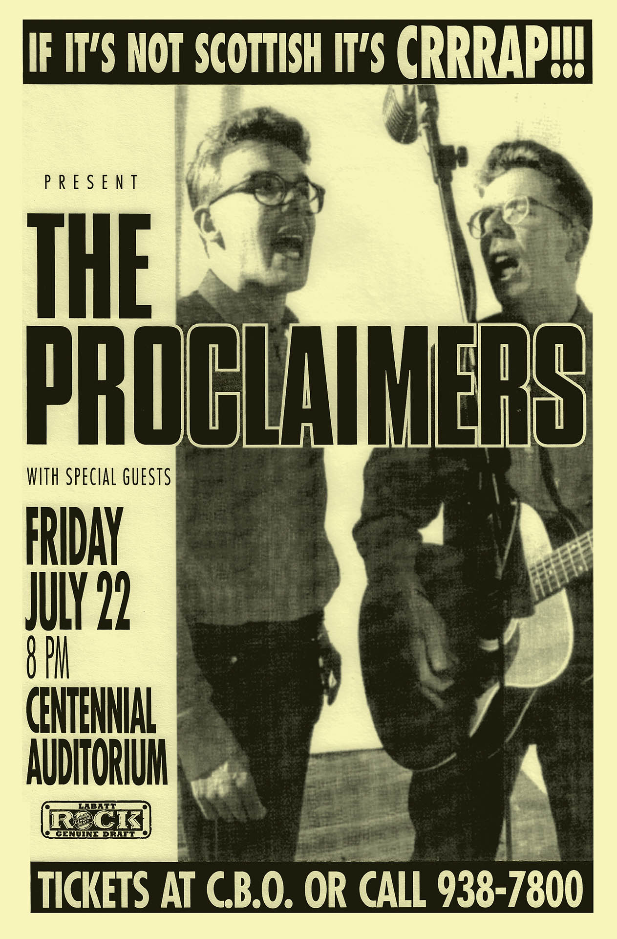 The Proclaimers - 1994