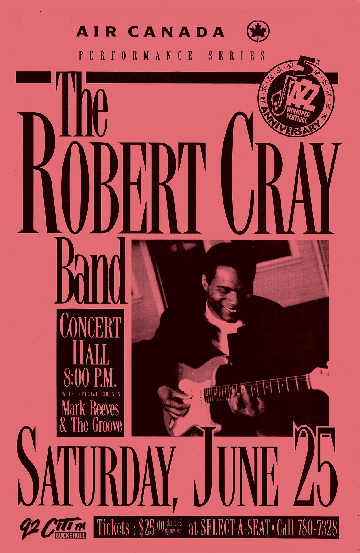 The Robert Gray Band - 1994