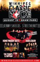 Winnipeg Classic Rock Fest - 2017