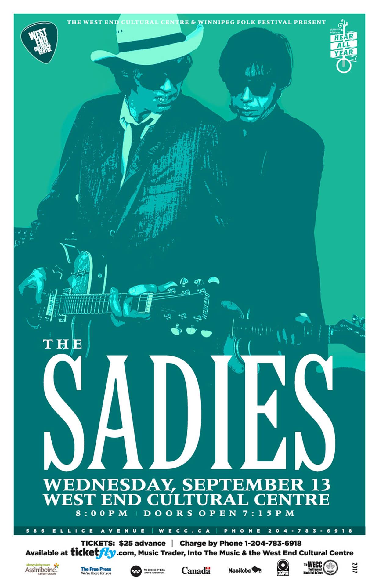 The Sadies - 2017