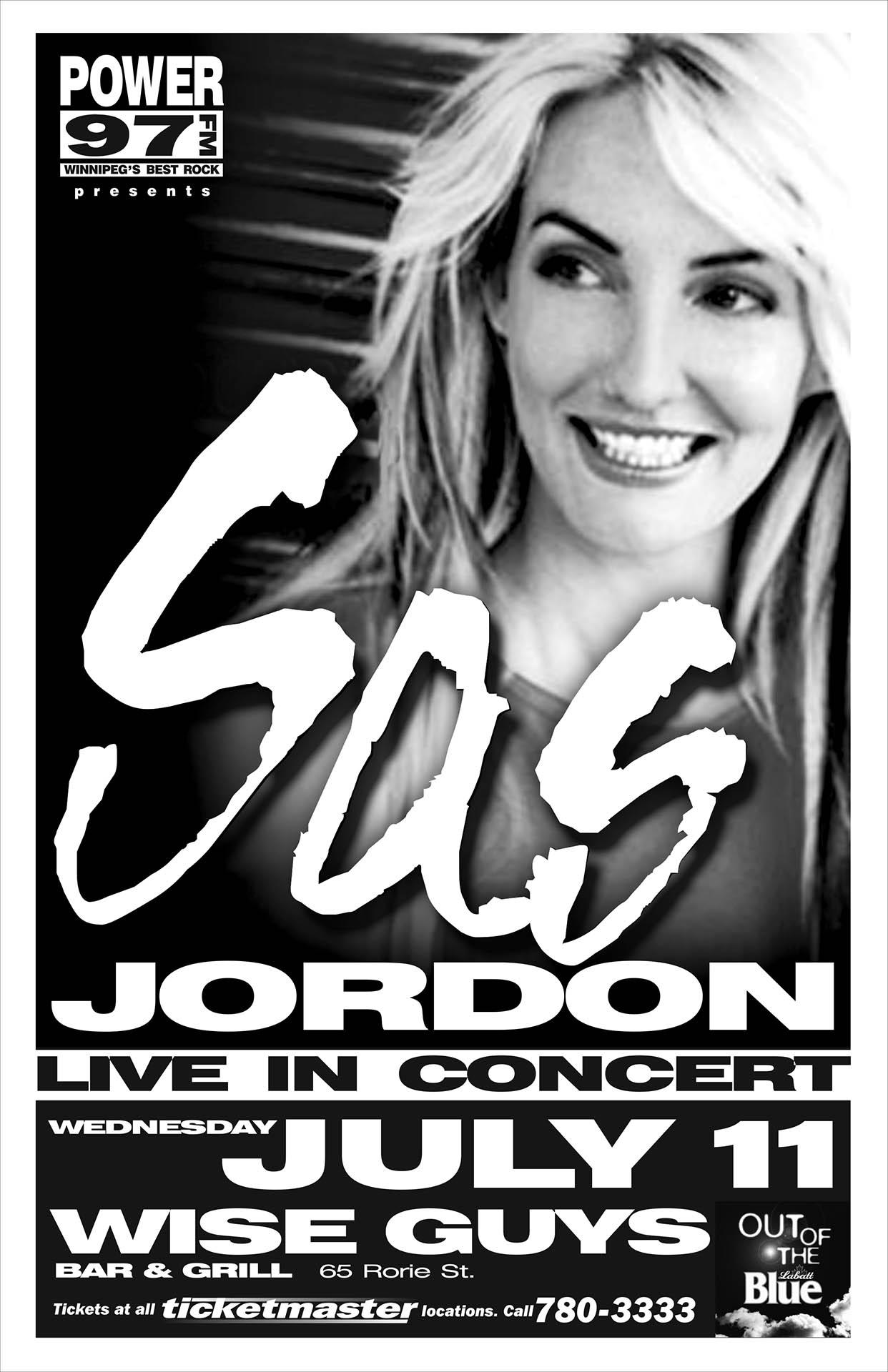 Sas Jordan - 2001