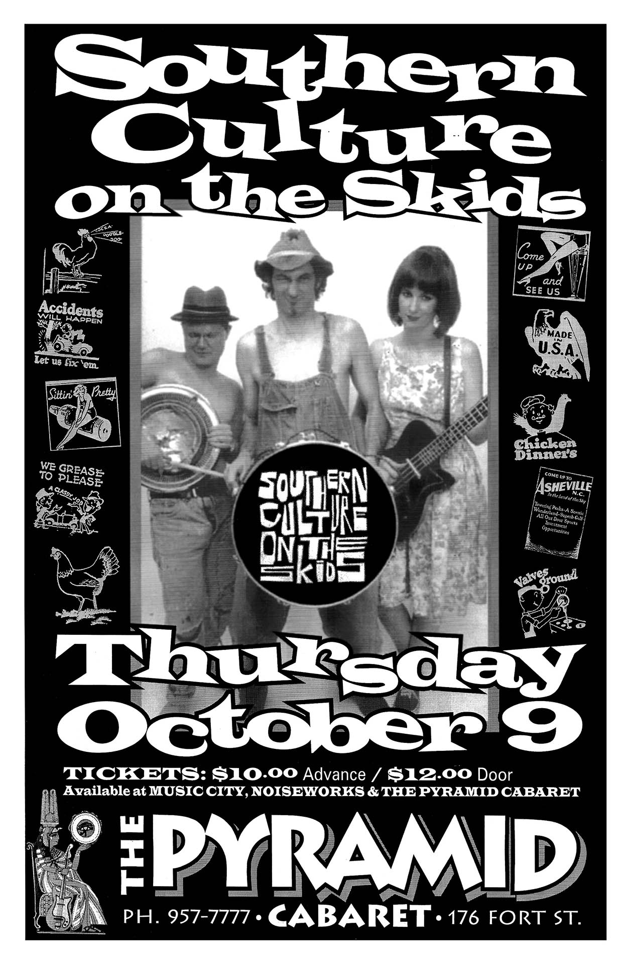 Southern Culture On The Skids – 1997