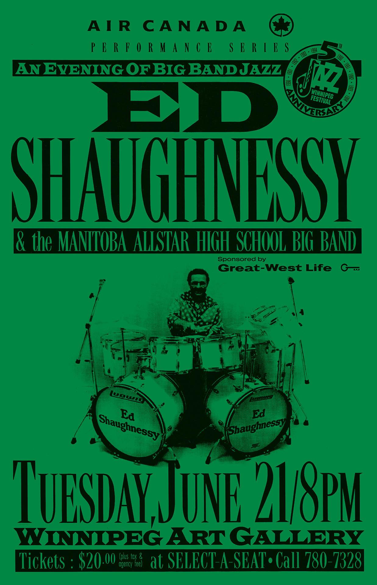 Ed Shaughnessy – 1994
