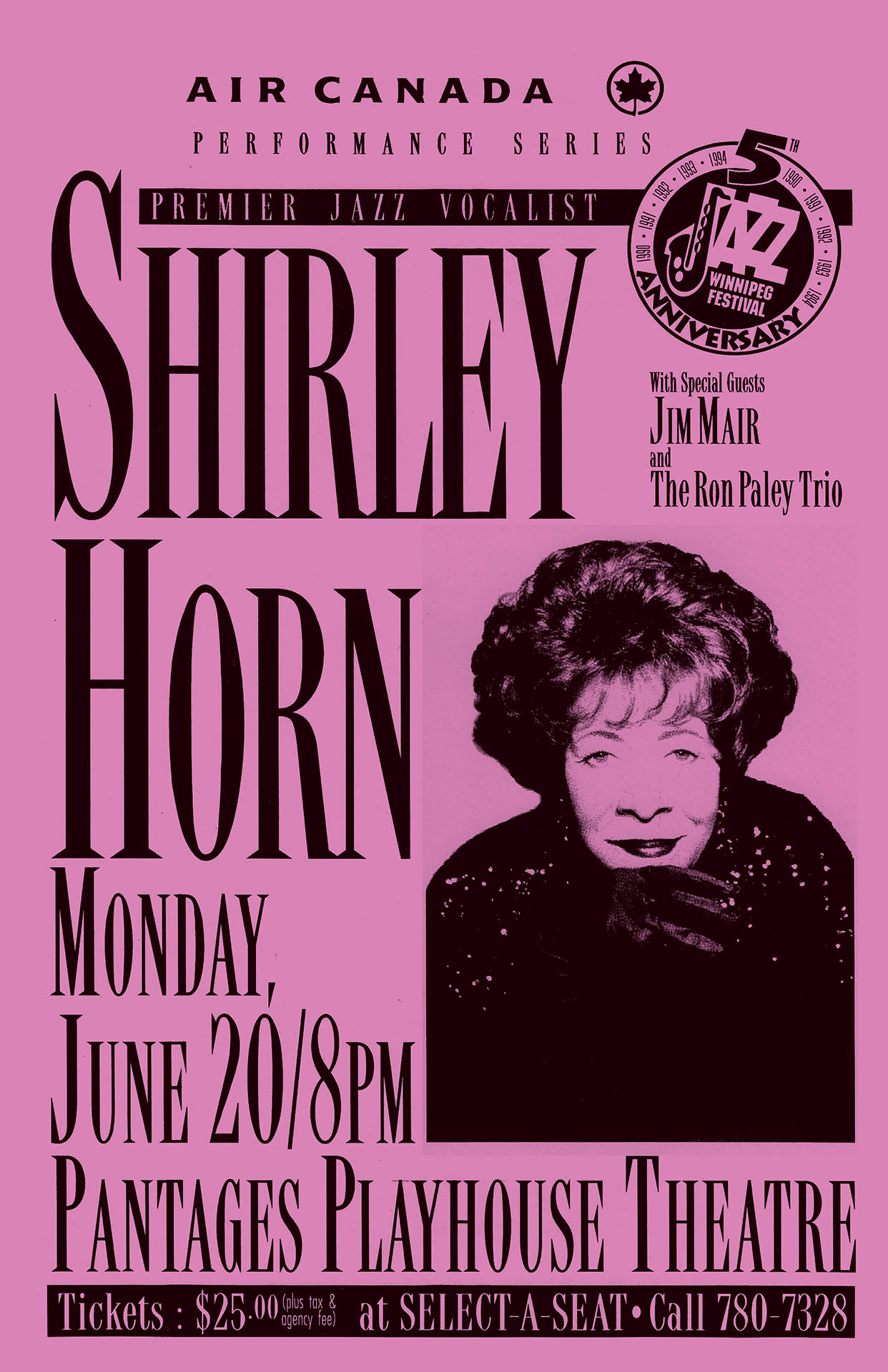 Shirley Horn - 1994