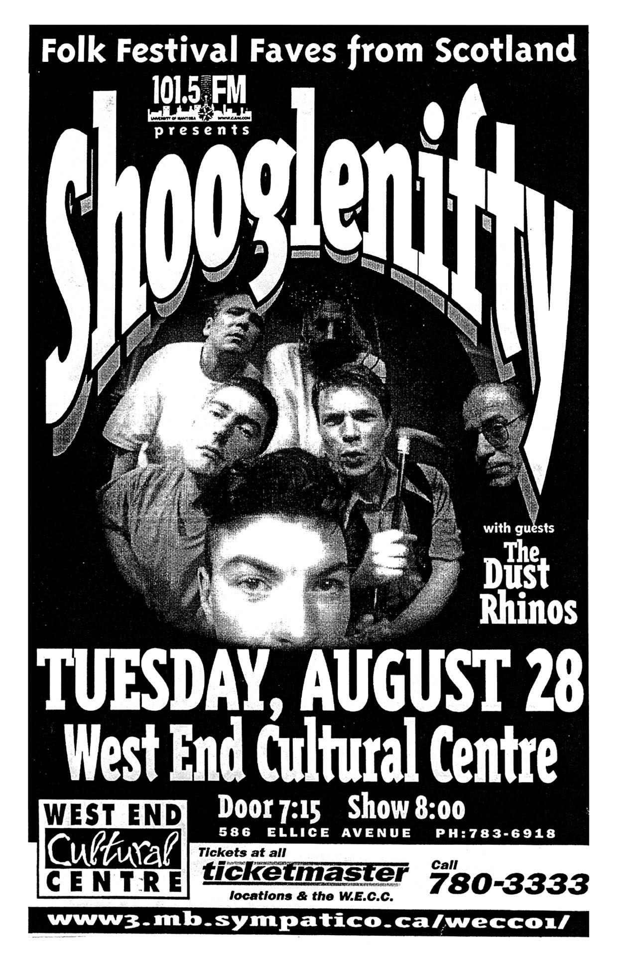 Shooglenifty - 2001