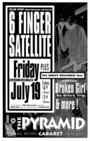 Six Finger Satellite - 1996