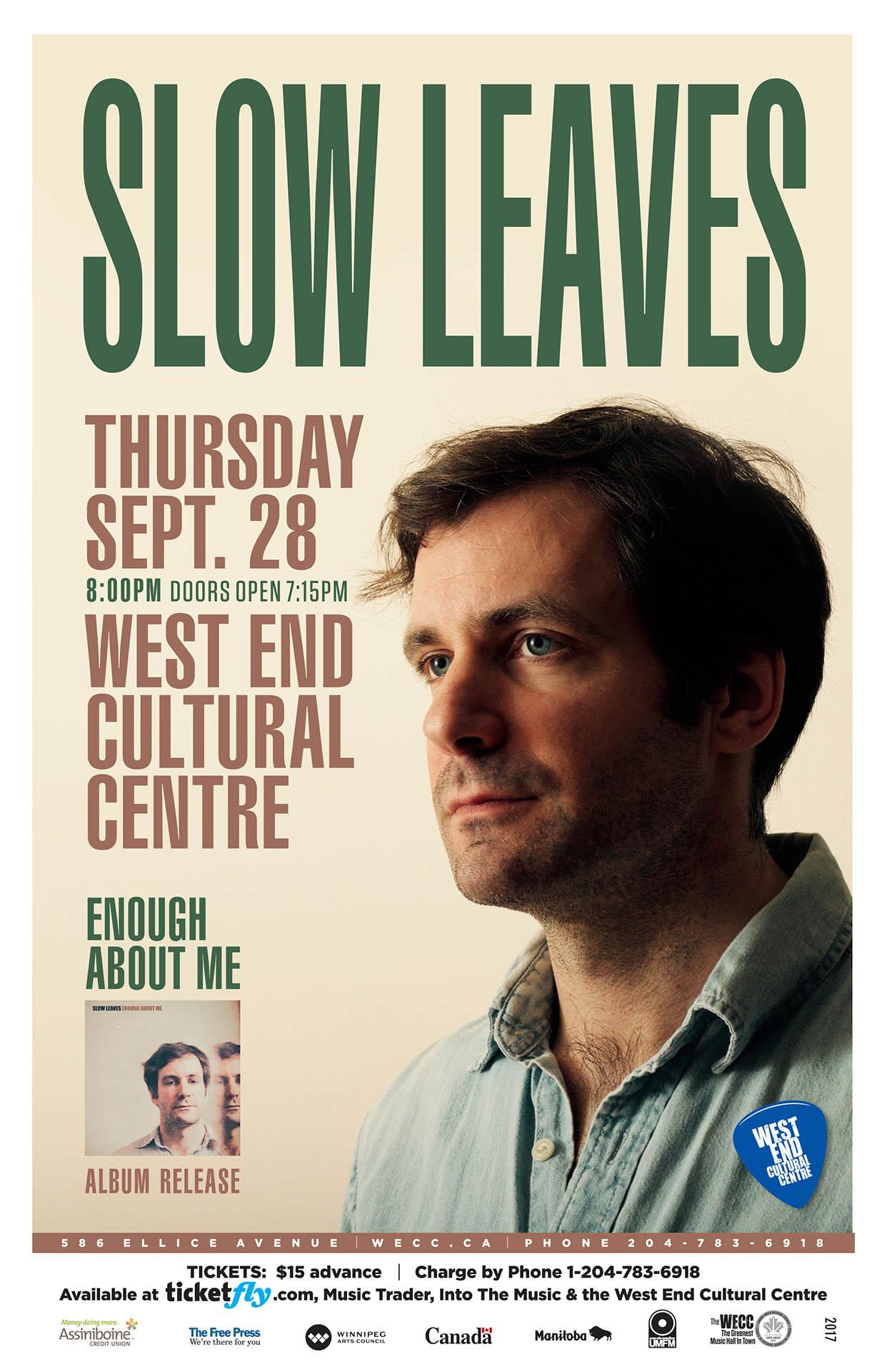 Slow Leaves - 2017