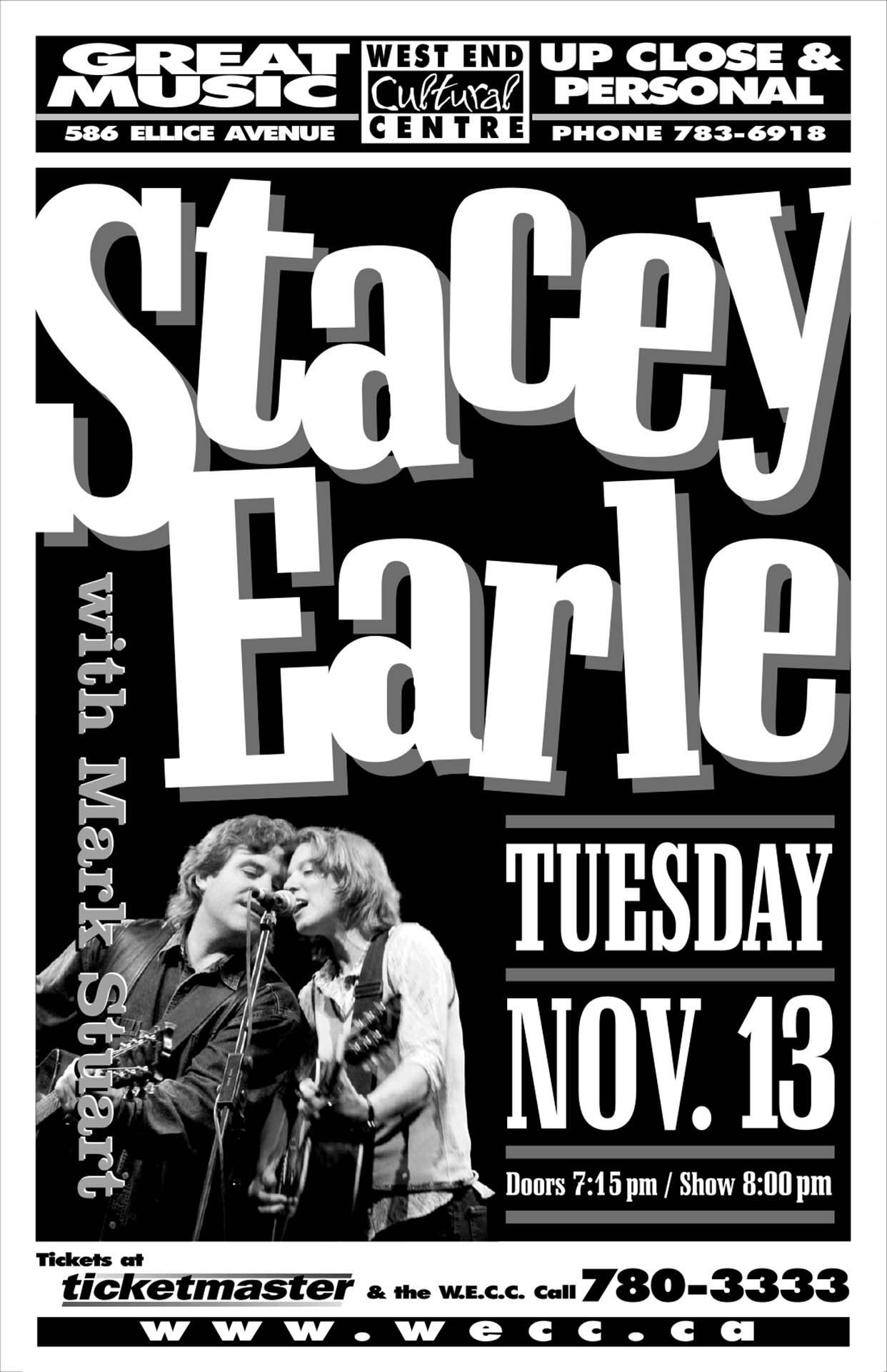 Stacey Earle - 2001