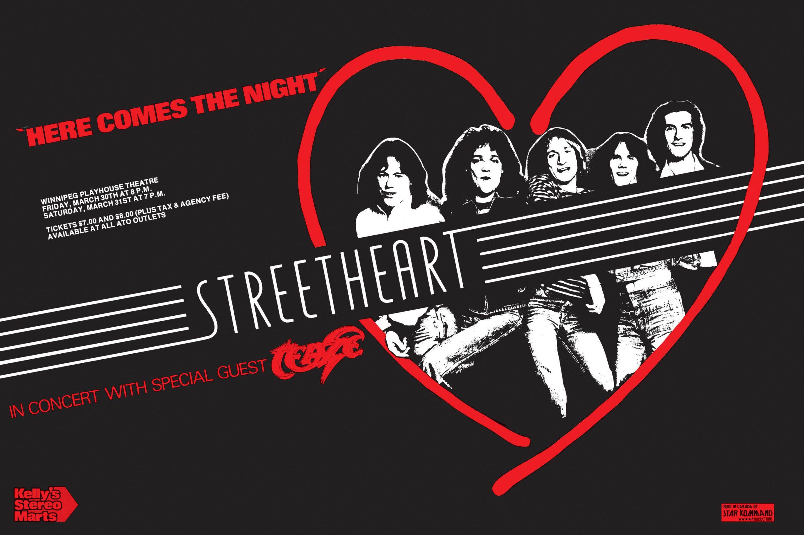 Streetheart & Teaze – 2 – 1979