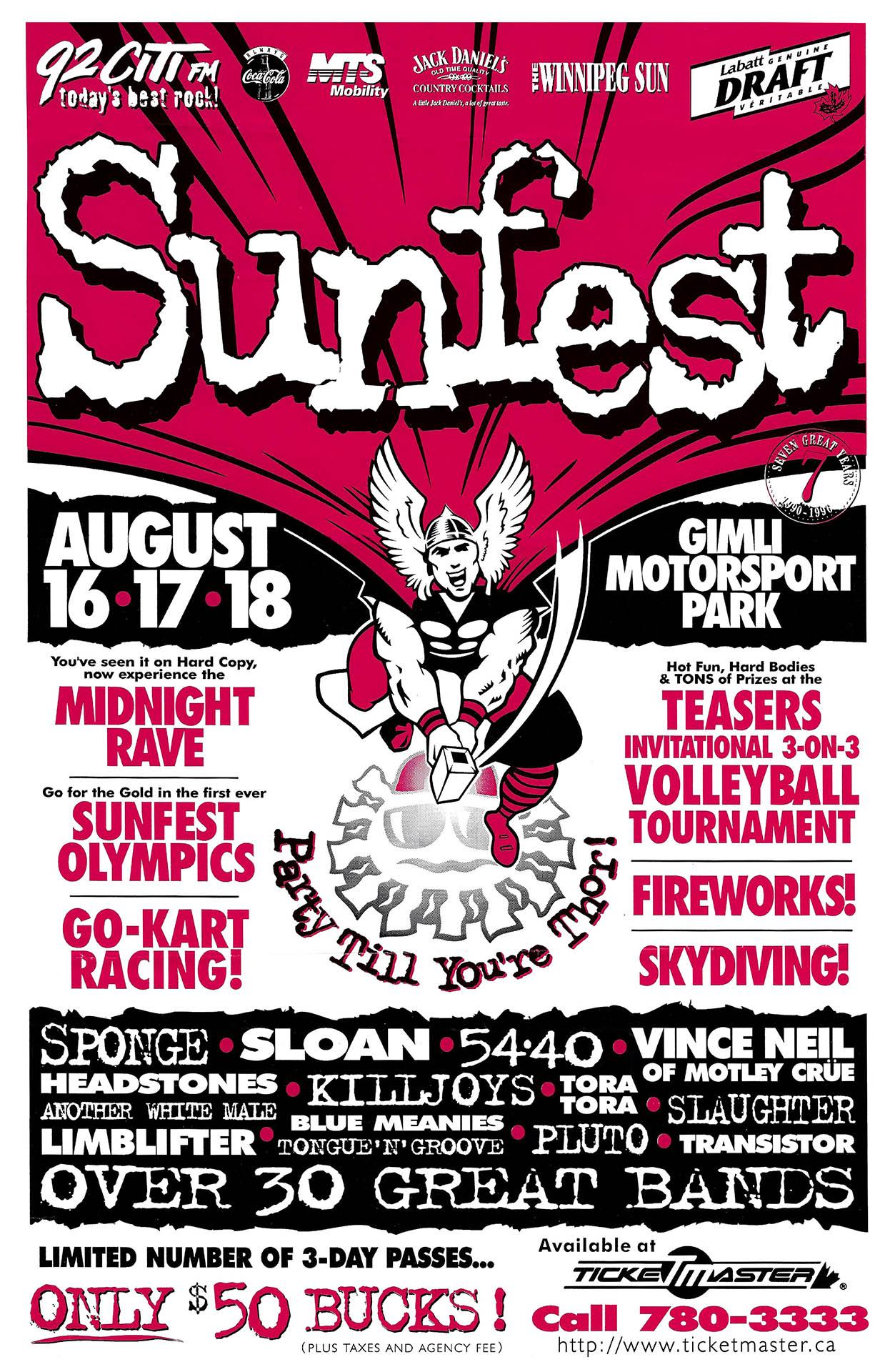 Sunfest - 1996