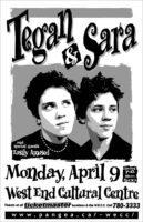 Tegan & Sara - 2001