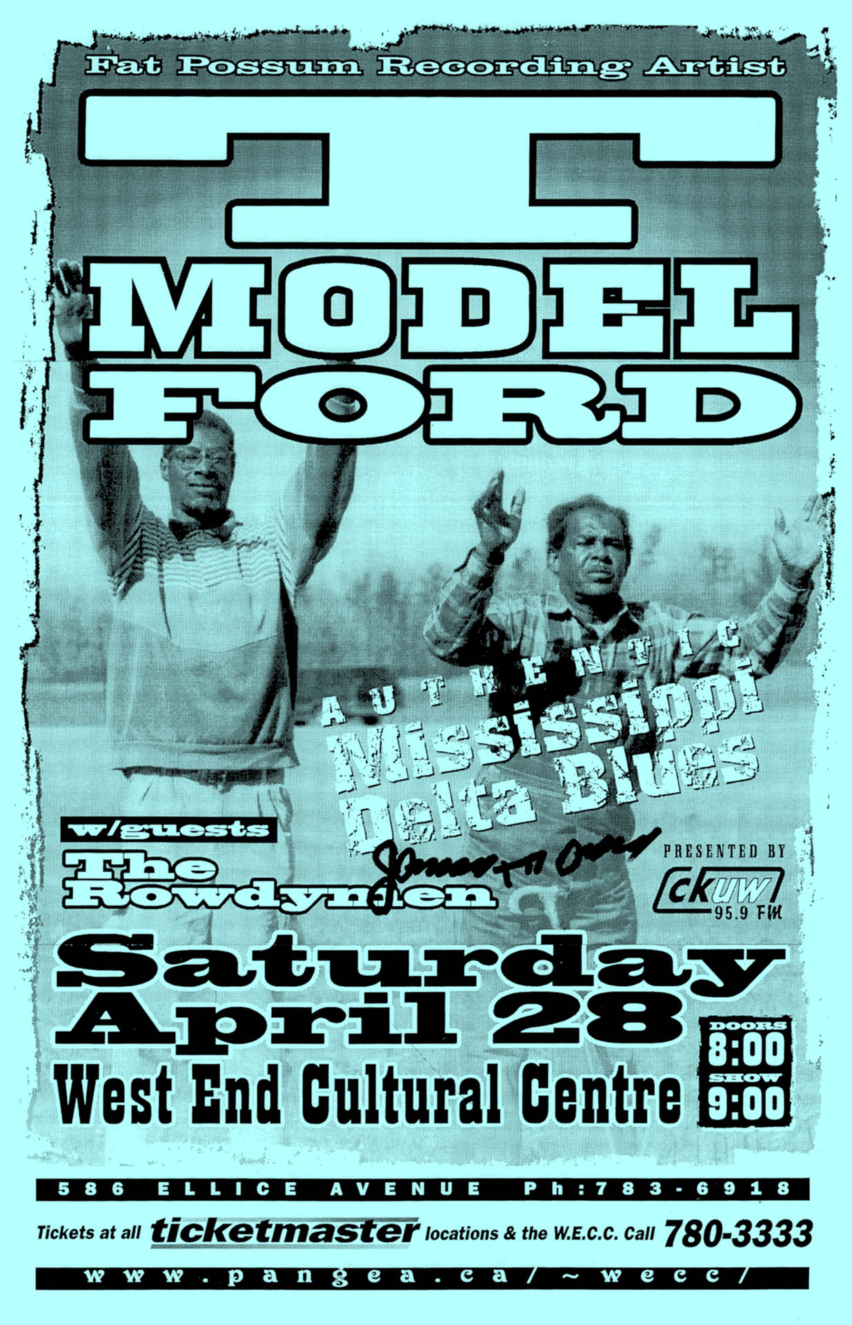 T Model Ford - 2001
