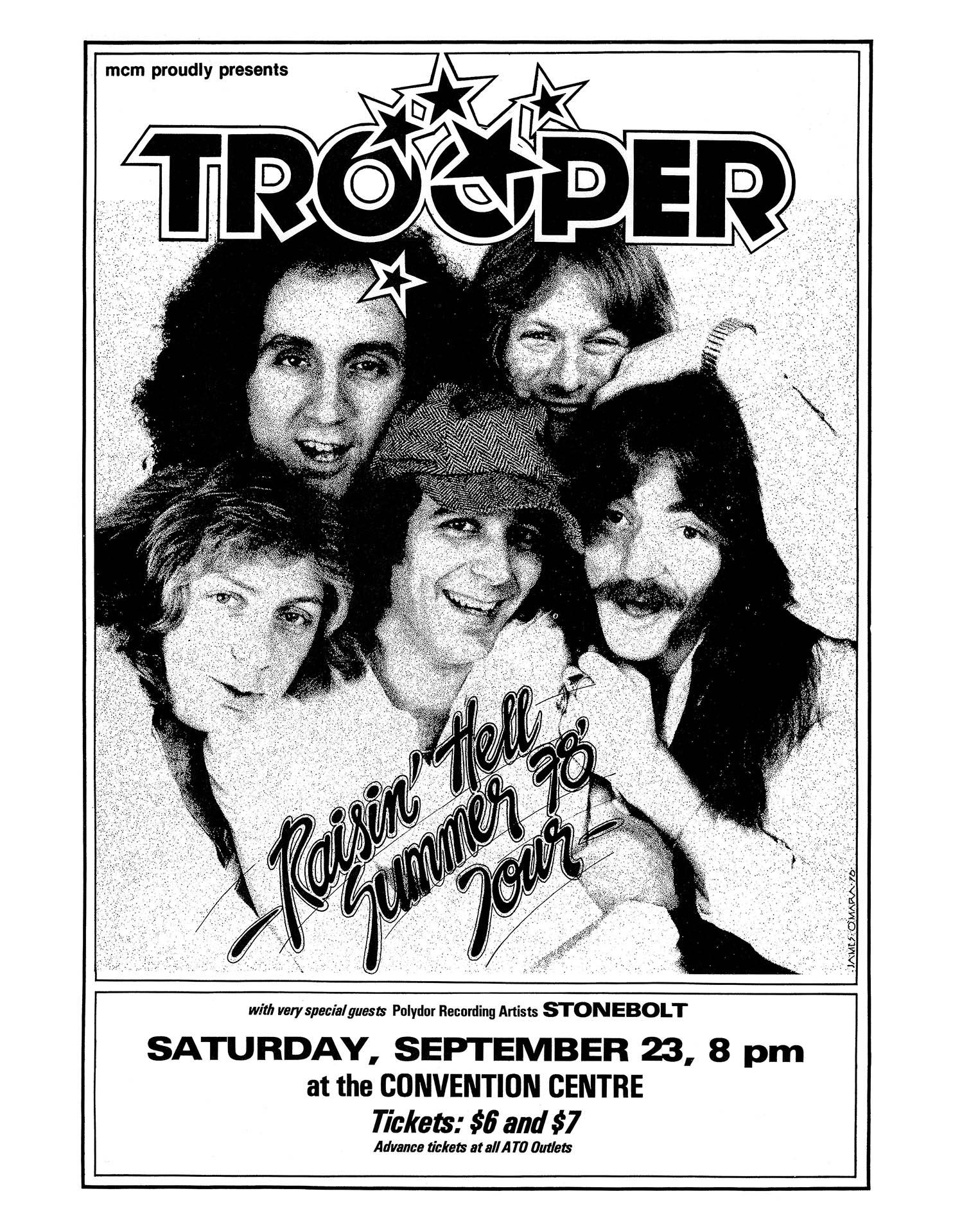 Trooper - 1978