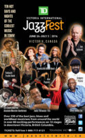 Victoria International Jazz Fest - 2016