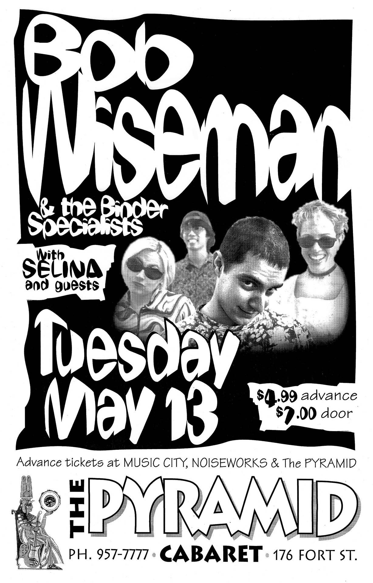 Bob Wiseman – 1997