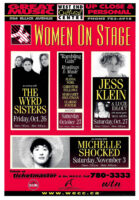 Women On Stage - 2001