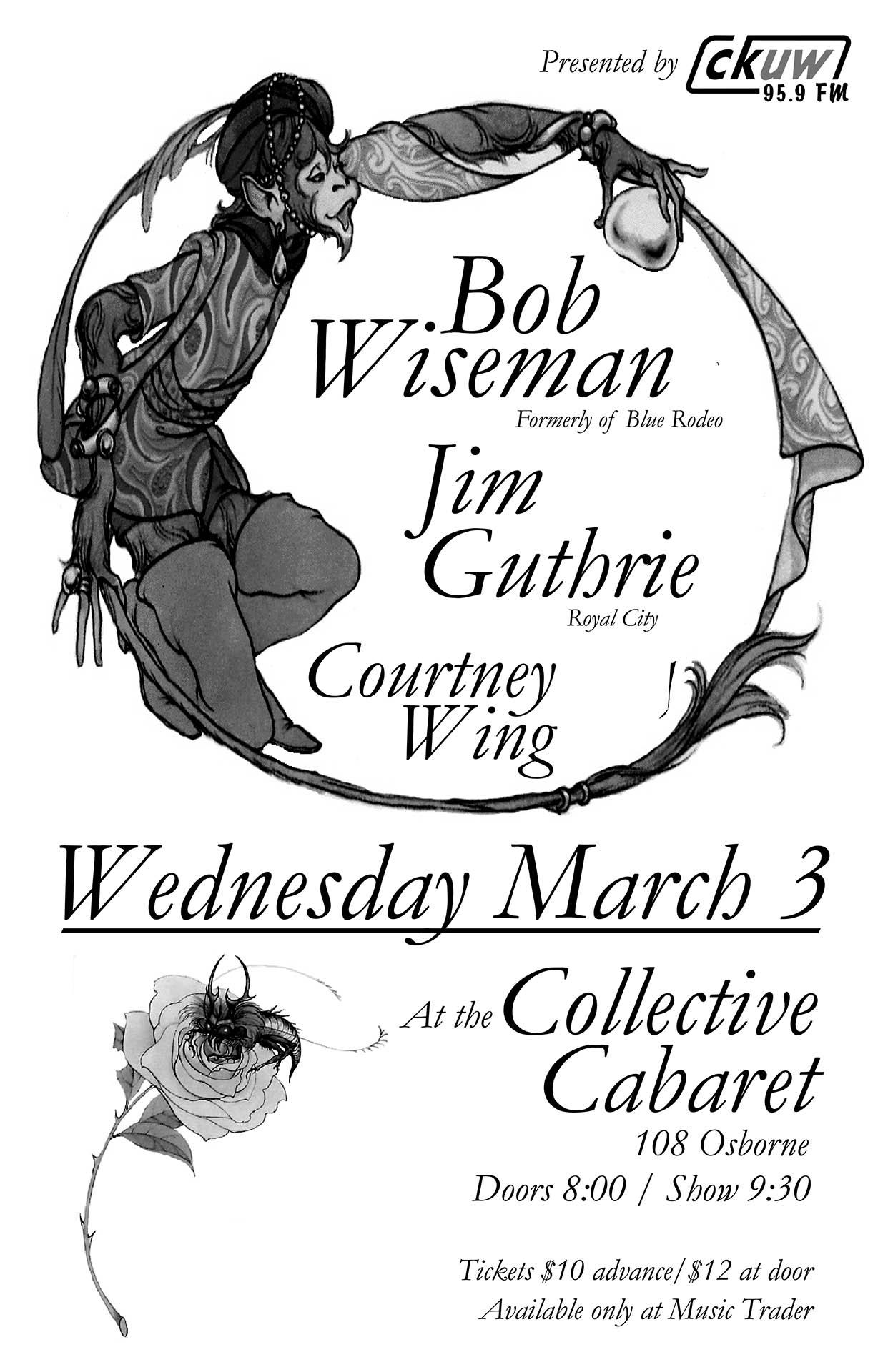 Bob Wiseman - 2004
