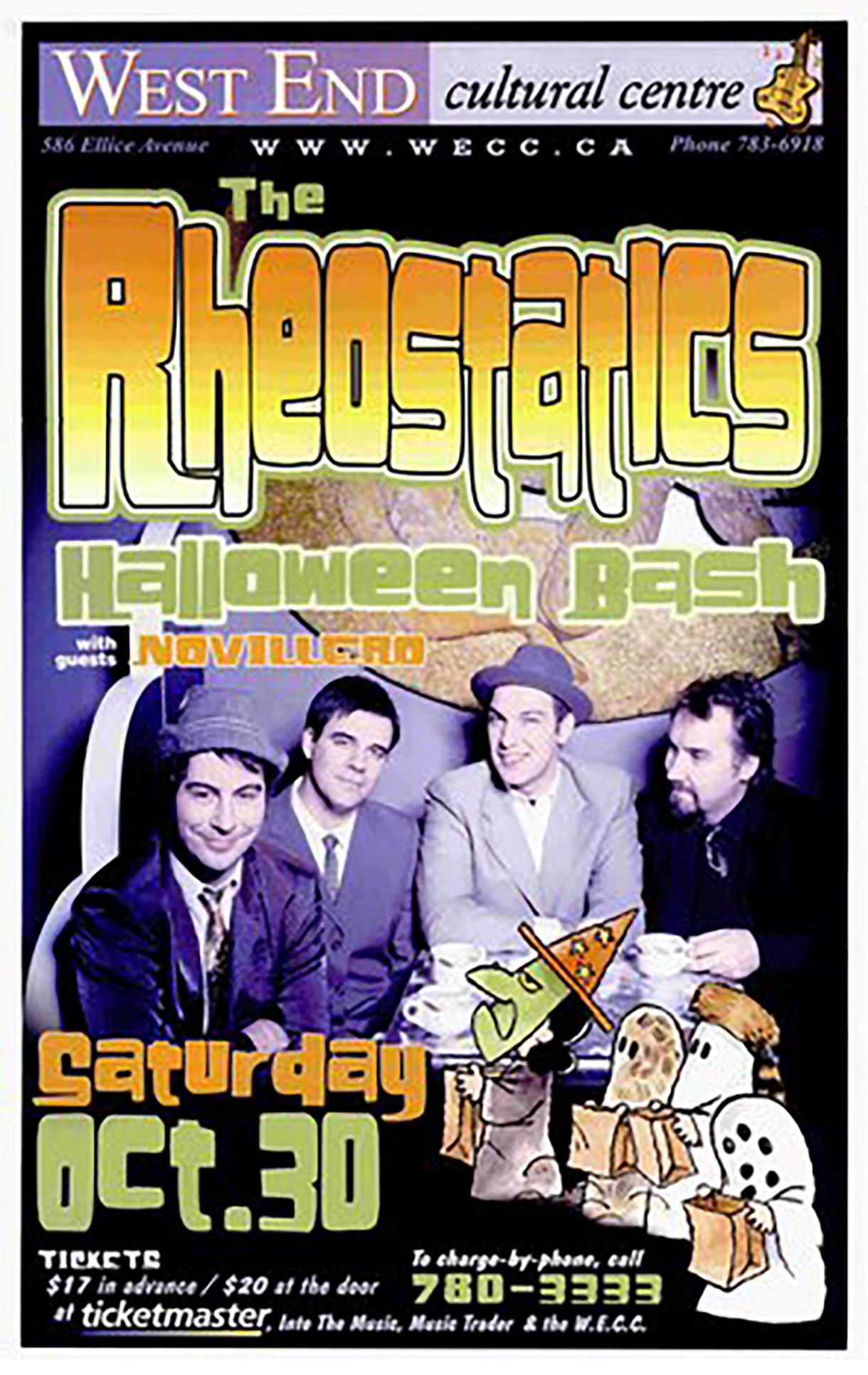 RHEOSTATICS – 2004