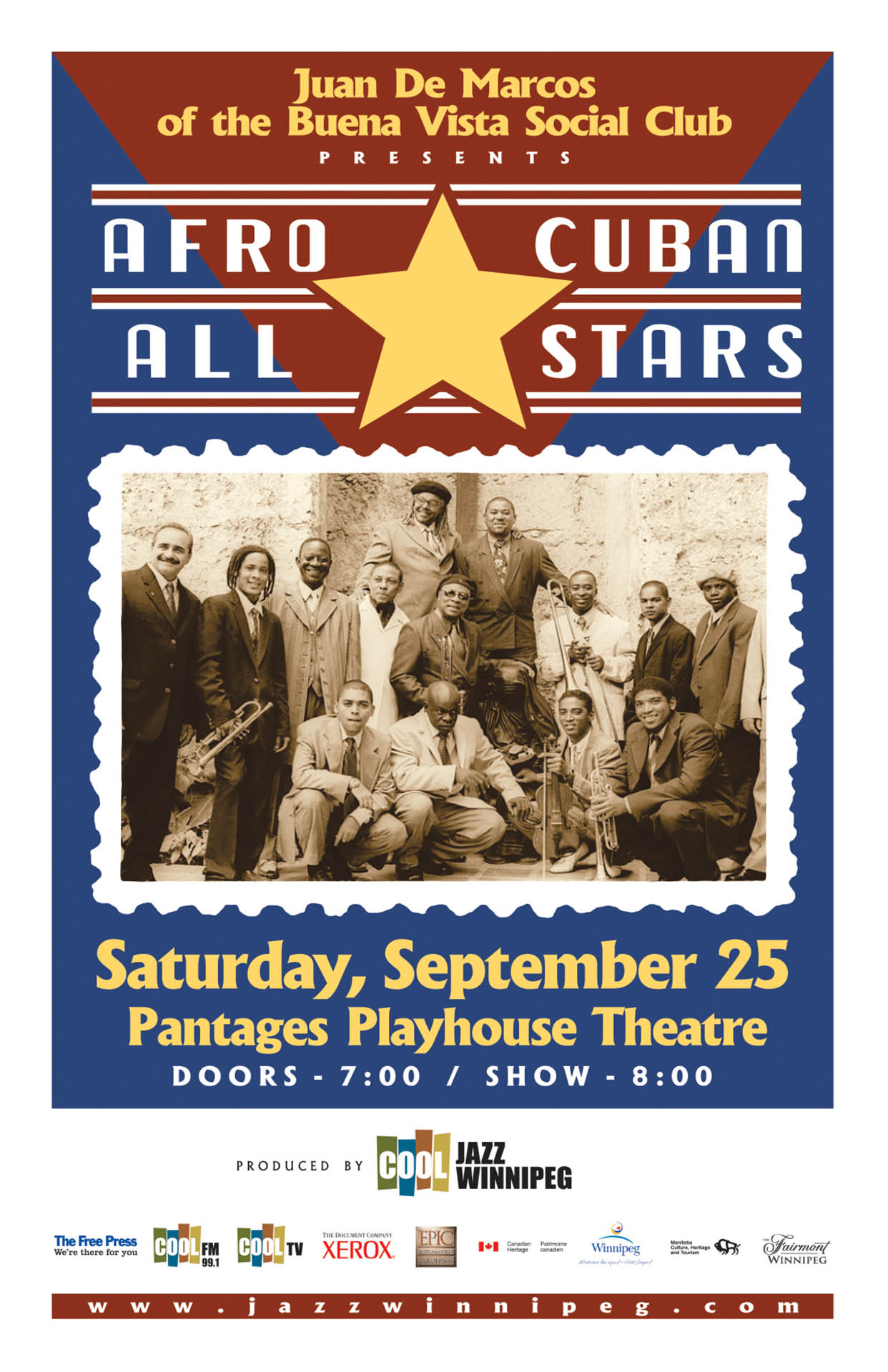 Afro Cuban All Stars - 2004