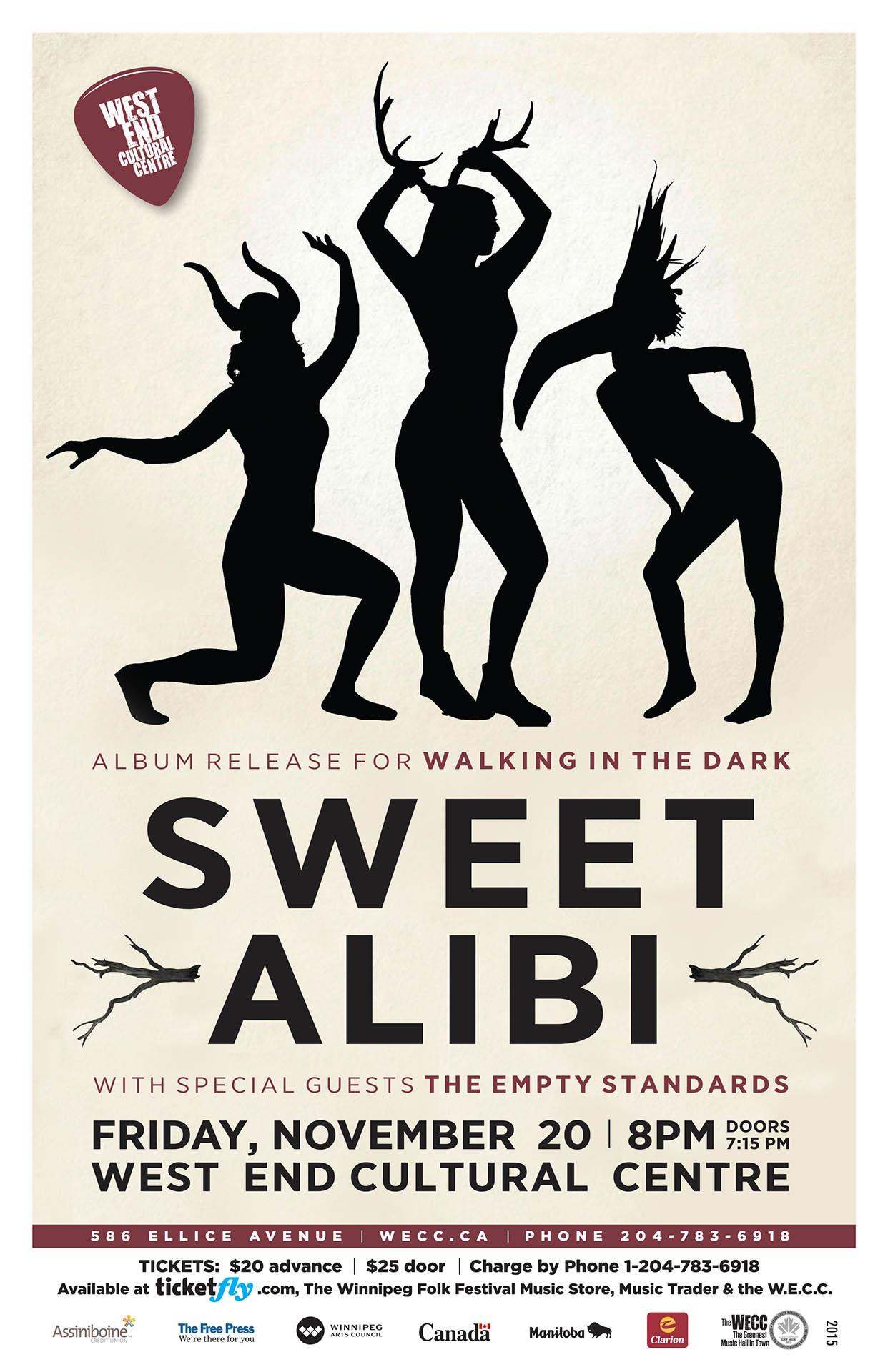 Sweet Alibi - 2015