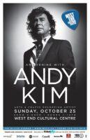 Andy Kim - 2015