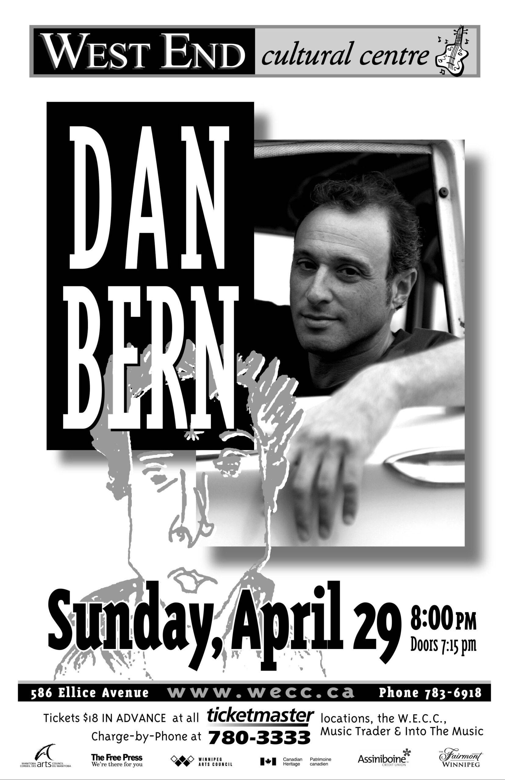 DAN BERN – 2007