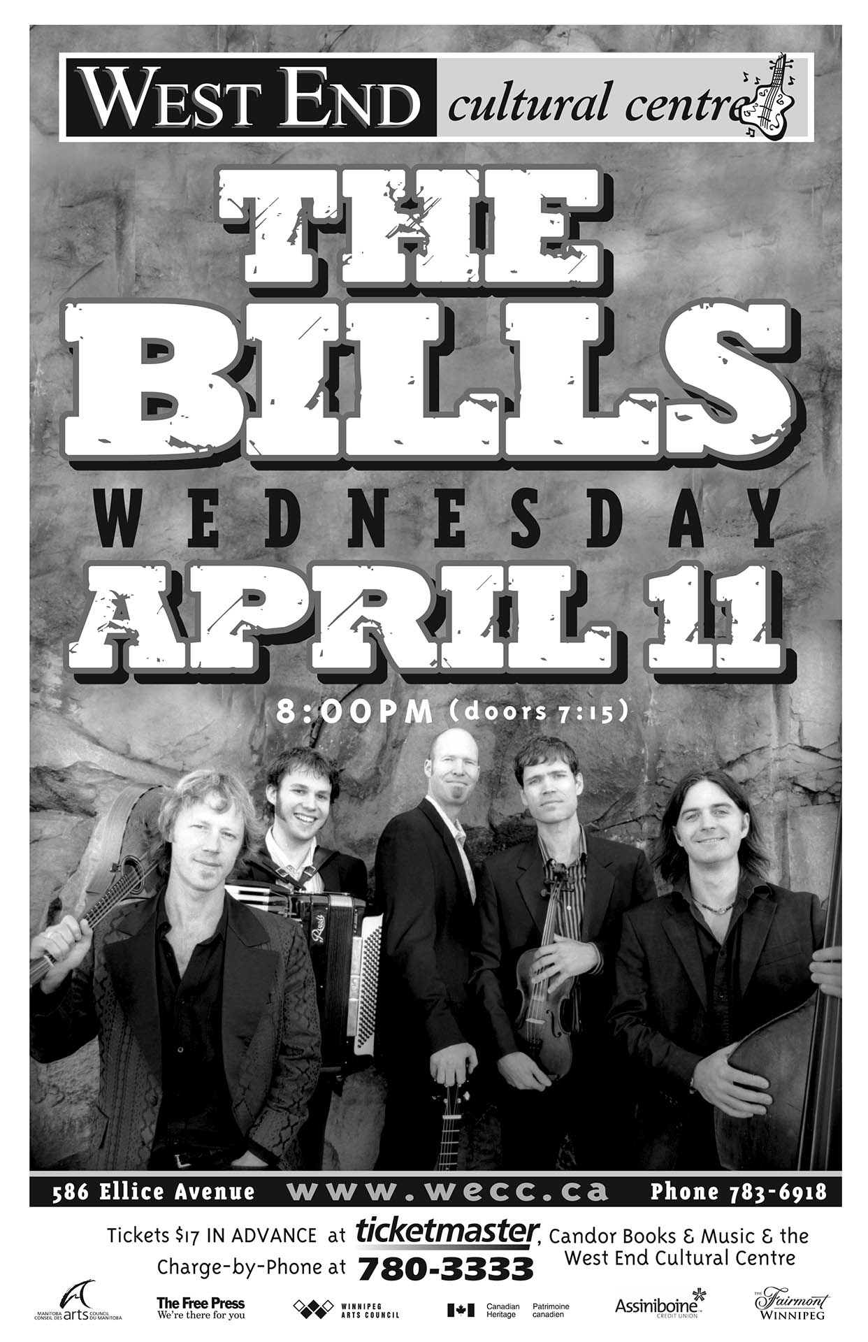 THE BILLS – 2007
