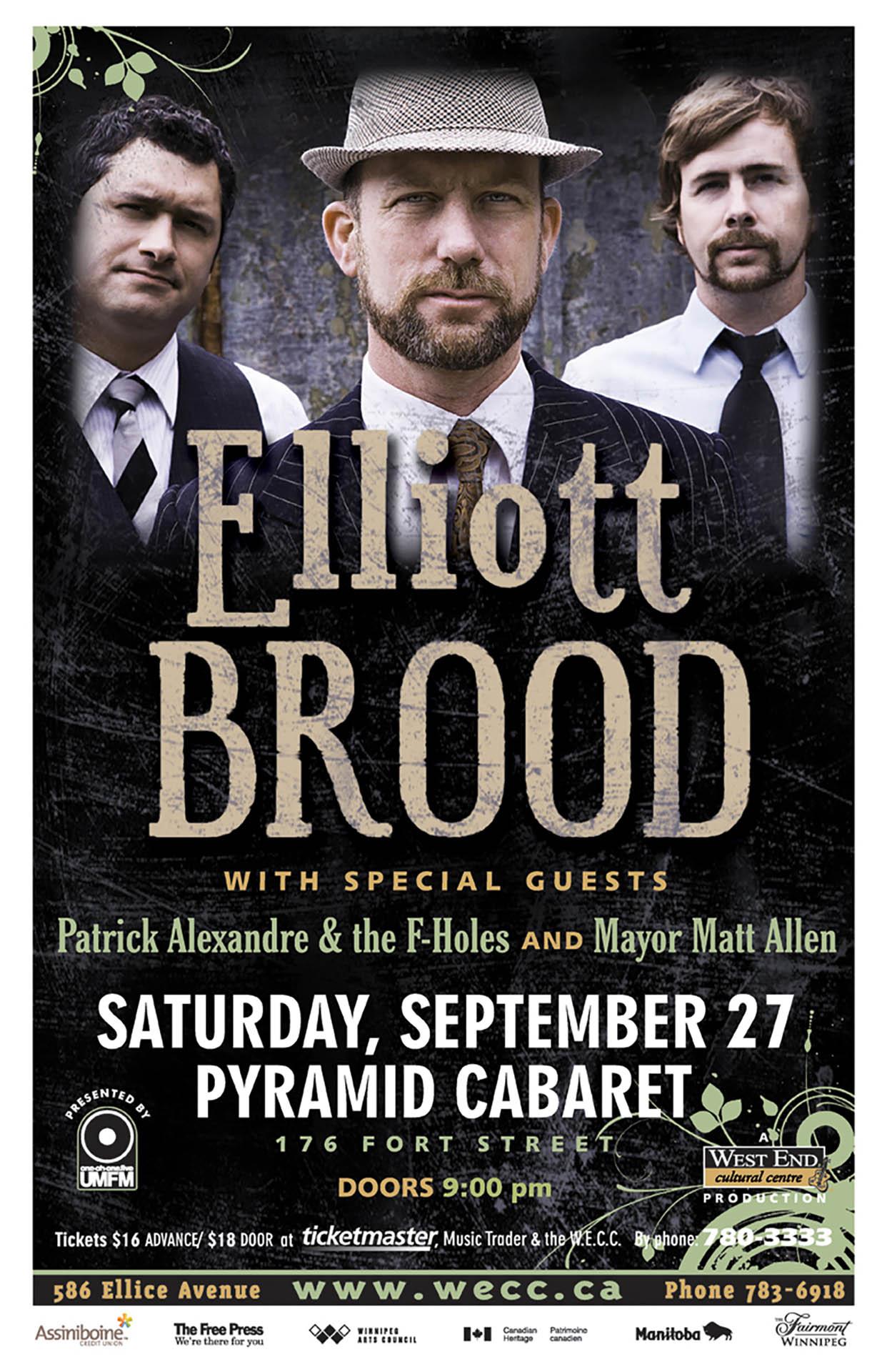 Elliott Brood – 2008